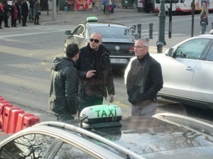Taxis in Aix