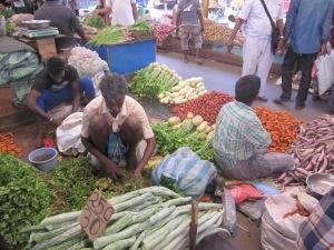 Colombo's market